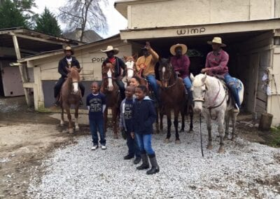 JD's Horse Ranch event